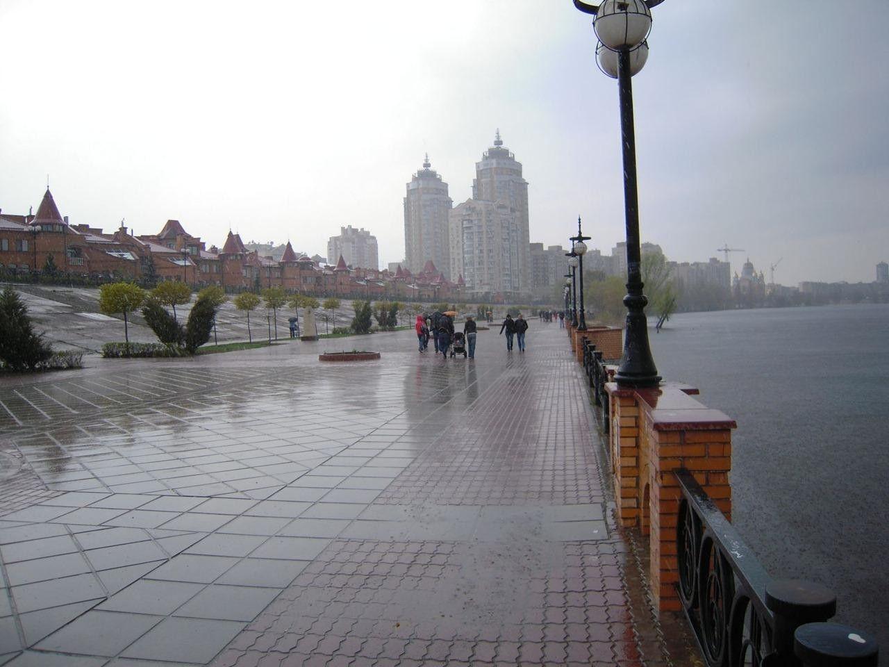 У Києві сьогодні пройде дощ / lifekiev.com