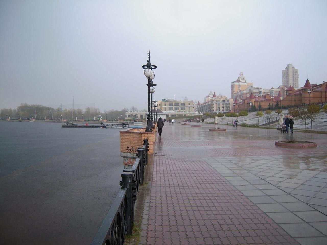 Сьогодні В Києві без опадів / lifekiev.com