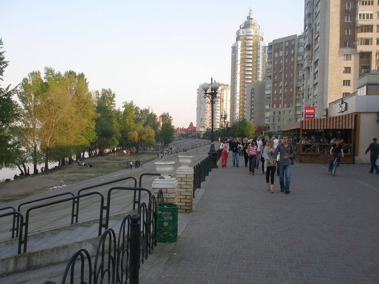 Сьогодні вКиєві без опадів / lifekiev.com