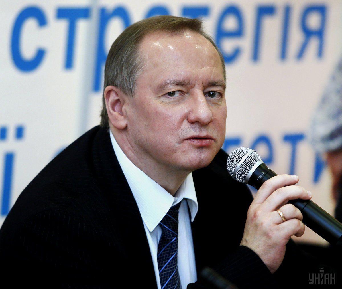 27 ноября Кабмин уволил Юрия Недашковского / Фото УНИАН