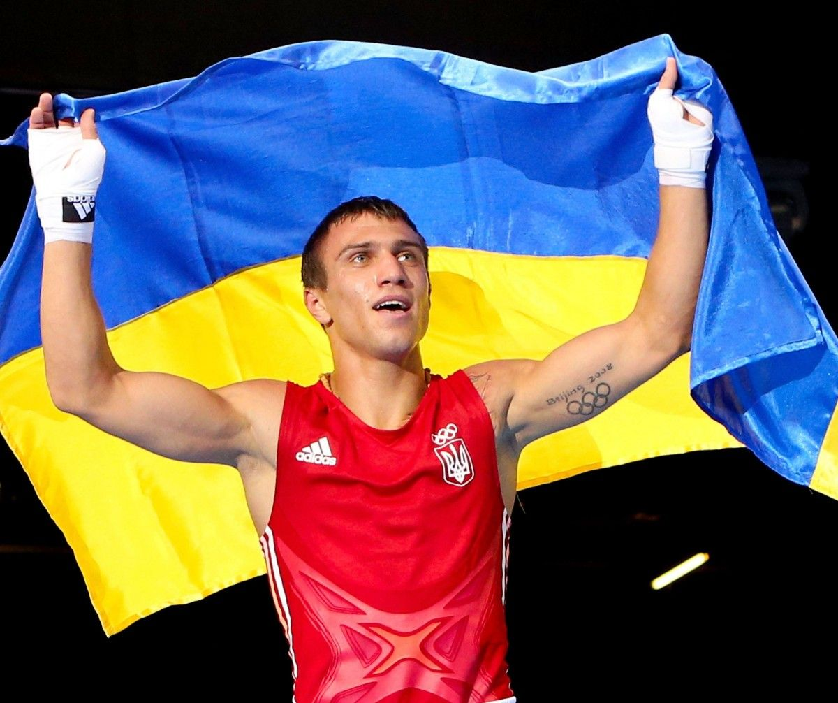 Ломаченко видит себя фаворитом в предстоящем бою / sport.bigmir.net