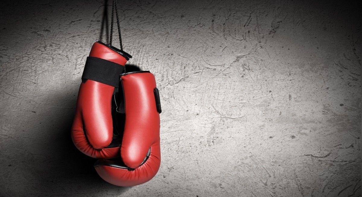 Профессиональным боксерам разрешили выступить на Олимпиаде / Boxing Gloves Stock Image