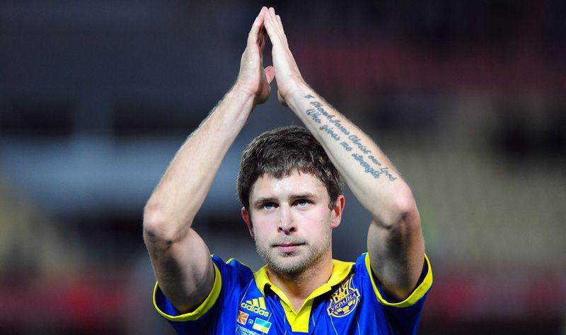 Кравець побажав успіху на Євро партнерам по команді / dynamo.kiev.ua