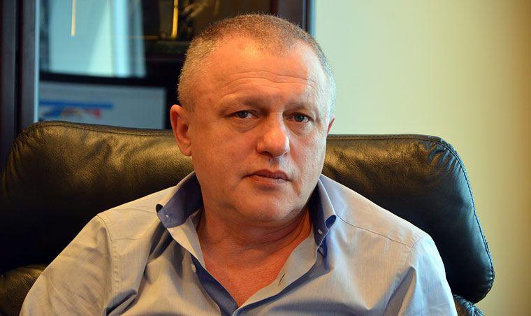 """Суркис считает, что """"Динамо-2"""" больше не нужно / dynamo.kiev.ua"""
