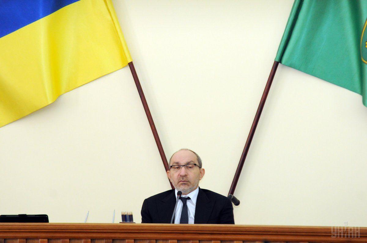 Кернес прокомментировал ДТП в Харькове / фото УНІАН
