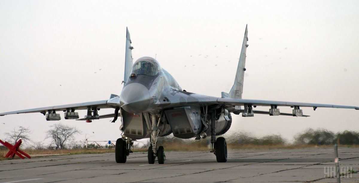Reuters: Russian-made fighter plane crashes in Egypt – RIA