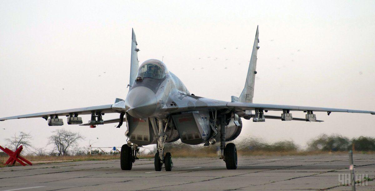 ИстребительМиг-29 / фото: УНИАН