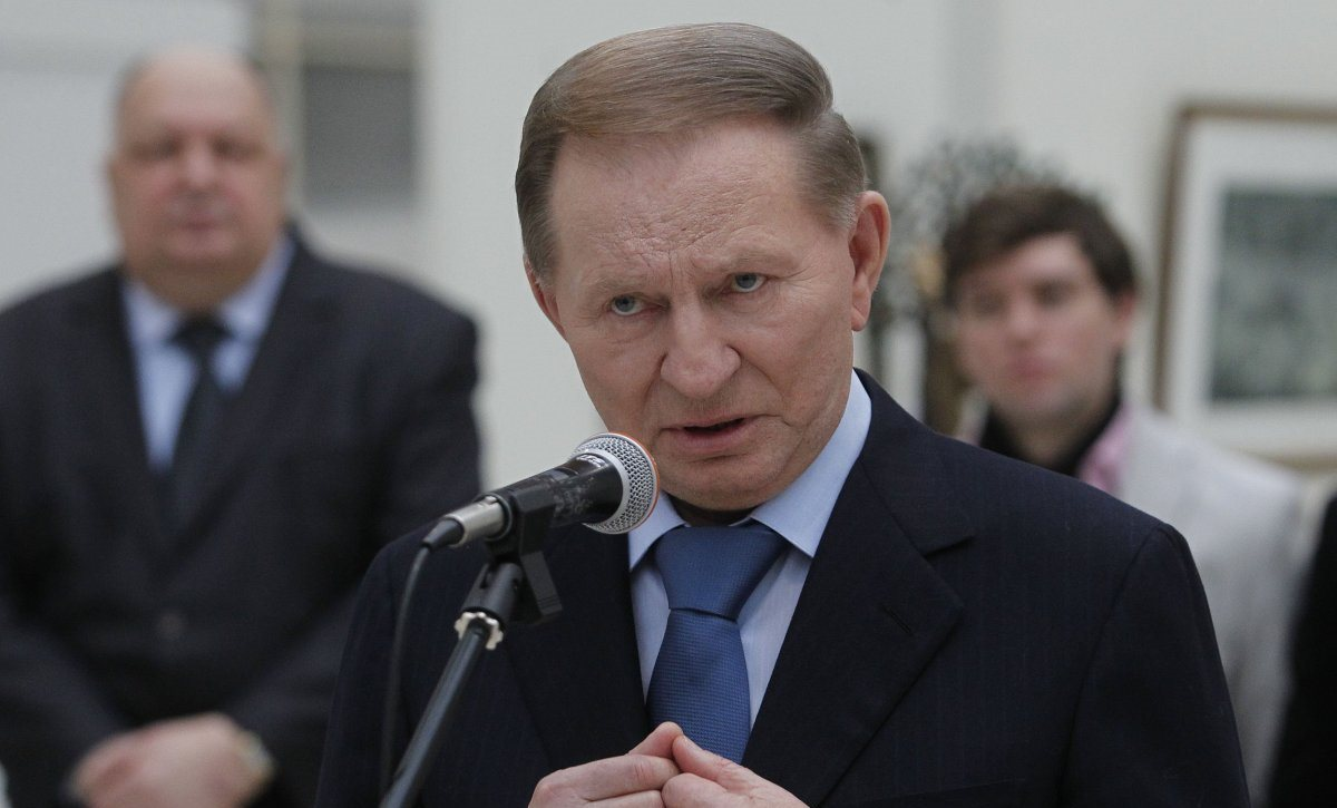 Кучма напомнил о долгах Украины / фото УНИАН