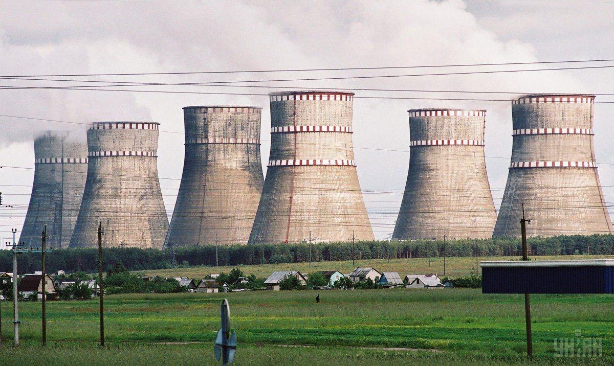 На Ривненской АЭС по неизвестным причинам отключился турбогенератор / фото УНИАН