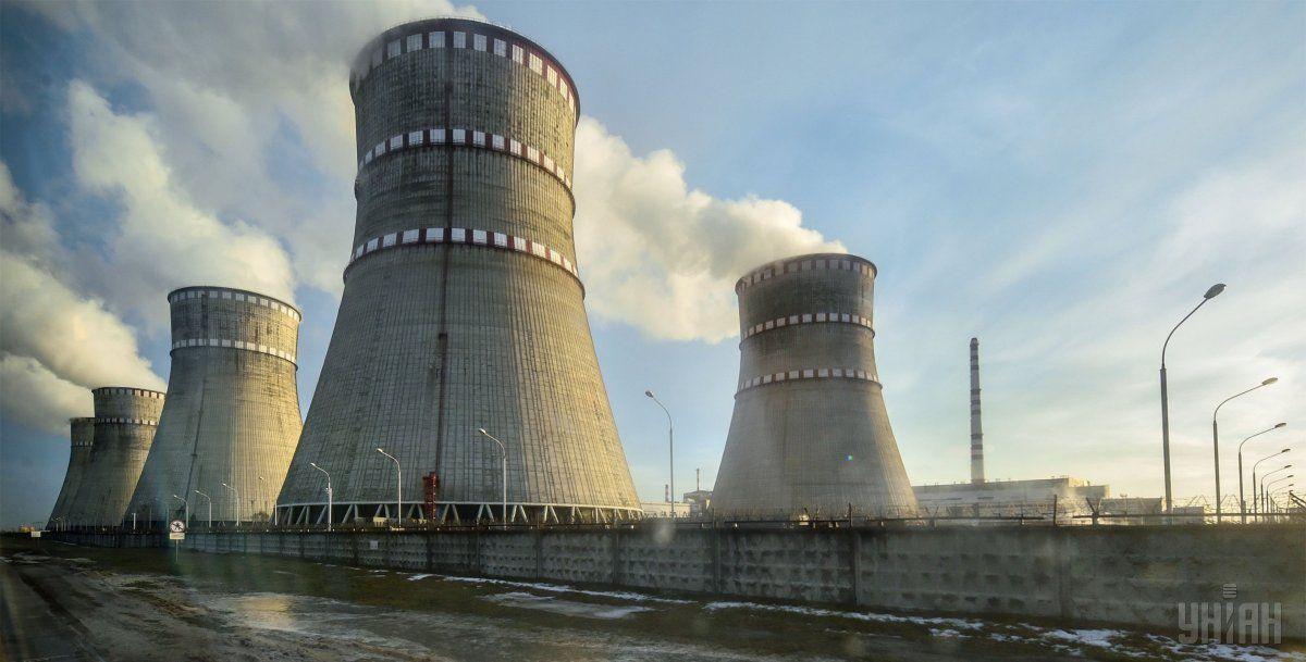 Рівненська АЕС підключила до мережі турбогенератор блоку №1