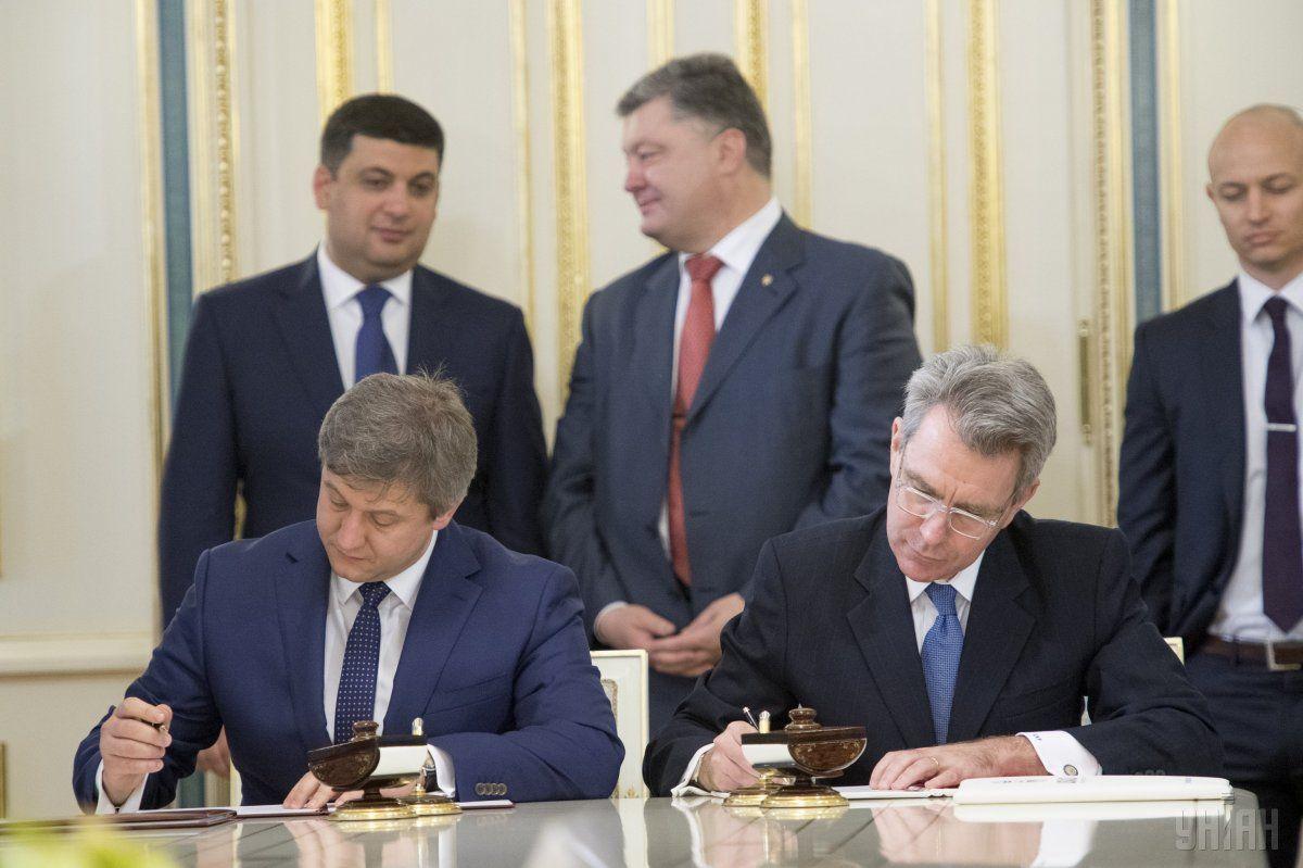 Президент ожидает подписания Меморандума с МВФ / Фото УНИАН