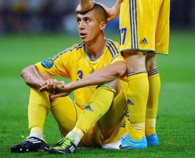 Хачериди может вновь остаться вне сборной Украины / dynamo.kiev.ua