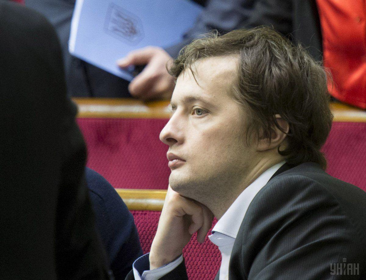 Алексей Порошенко / Фото УНИАН