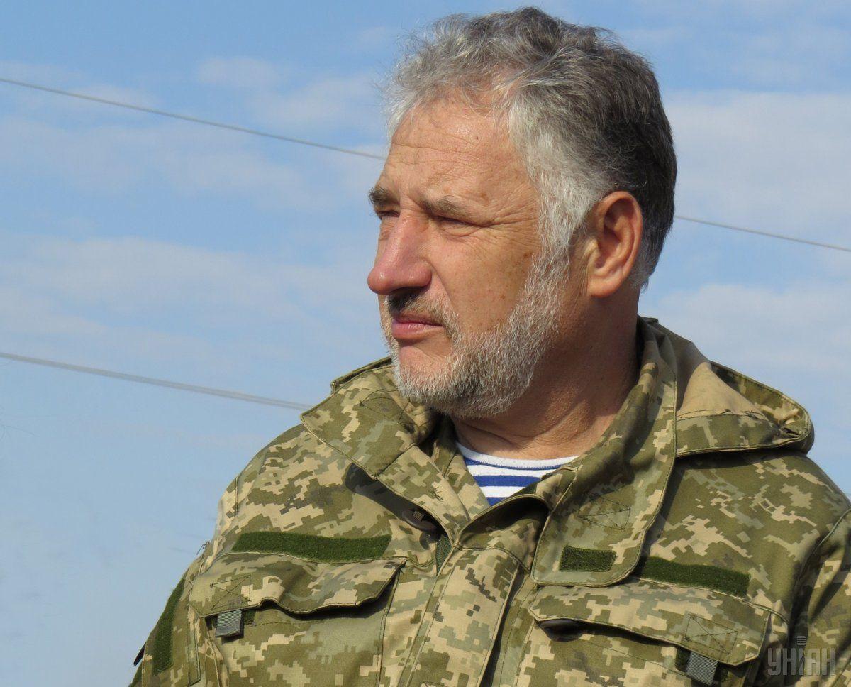 Глава Донеччини Жебрівський подав у відставку / фото УНІАН