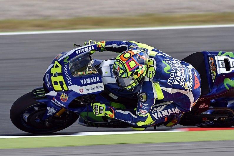 Росси - победитель Гран-при Испании / autosport.com
