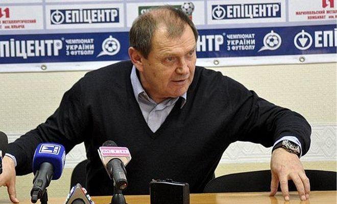 Яремченко - новый тренер