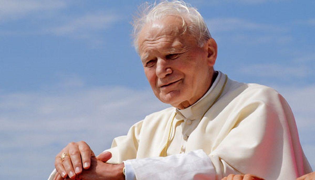 У Львові хочуть перейменувати одну з вулиць міста на честь Папи Римського Івана Павла ІІ / vybor.ua