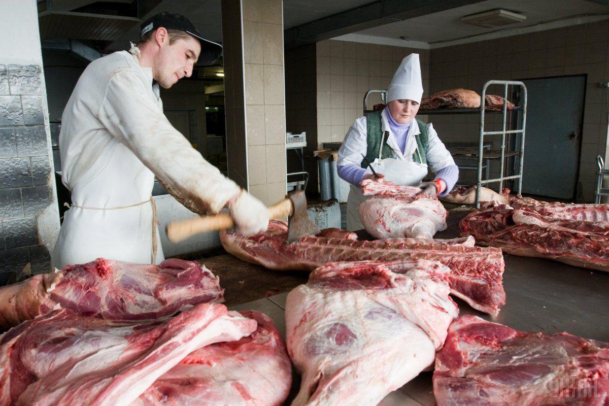 Эксперты говорят, что мясо к осени подешевеет / фото УНИАН