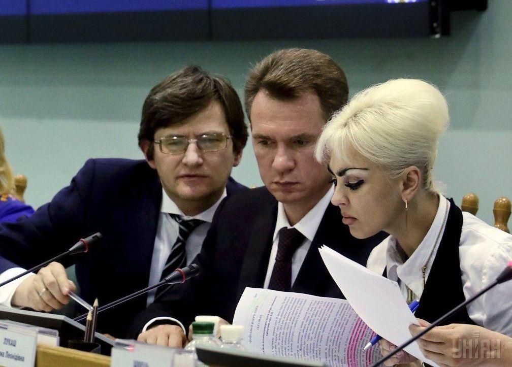 Охендовский, Усенко-Черная / Фото УНИАН