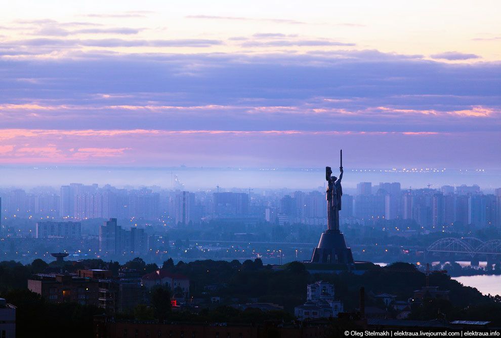 Сонце в столиці зійшло о 06:12 / elektraua.livejournal.com