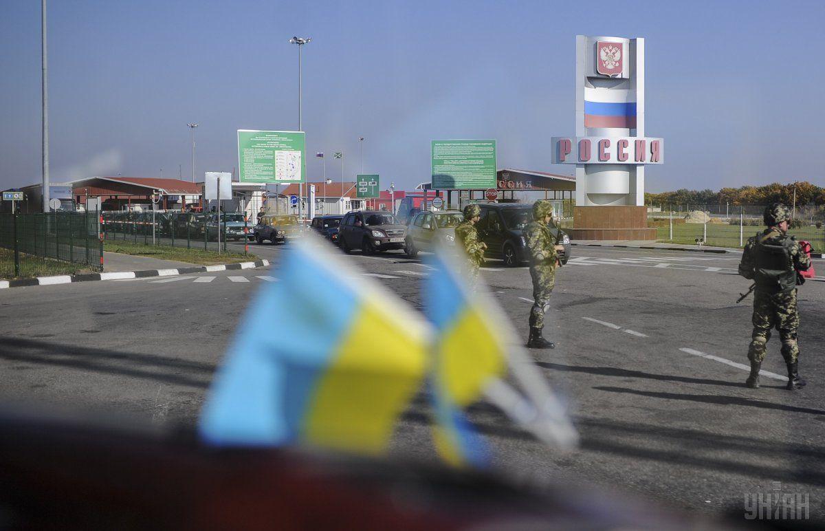 Росія частково дозволила транзит українських товарів / фото УНІАН