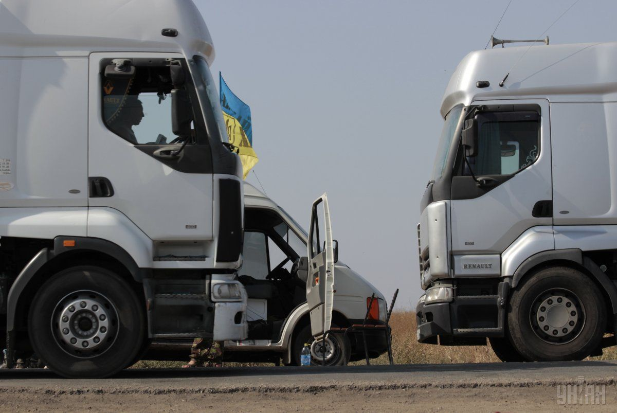 На Львовщине женщина умерла от удара колесом грузовика / фото УНИАН