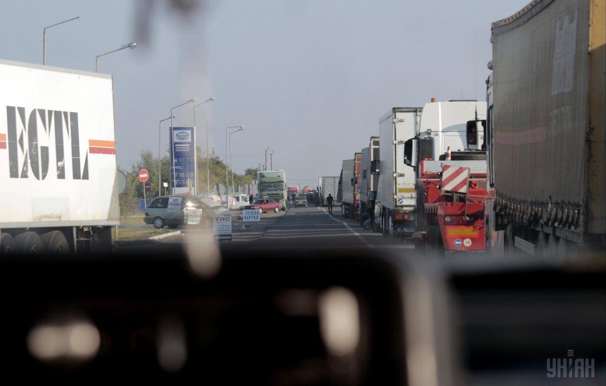 Непризнанное Приднестровье должно согласовывать транзит с Молдовой - Держпродспоживслужба / Фото УНИАН