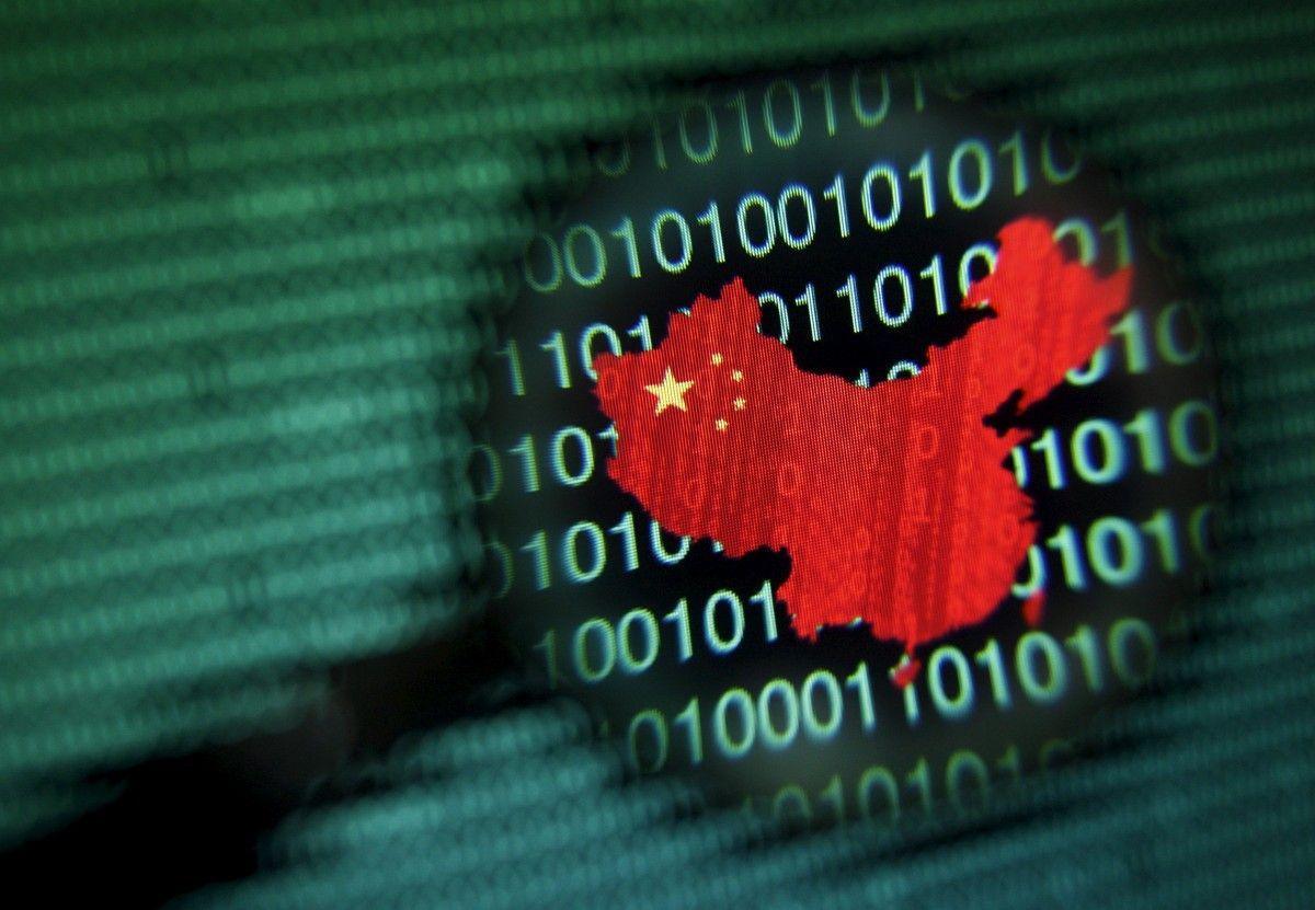 В городах Китая электронный юань запустили еще в 2019 году/ Иллюстрация REUTERS