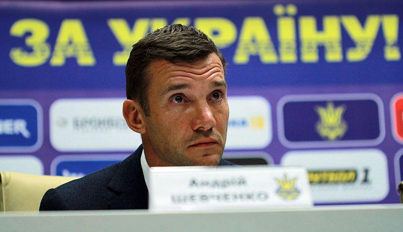 Шевченко считает, что можно выйти из группы, имея три очка в активе / dynamo.kiev.ua