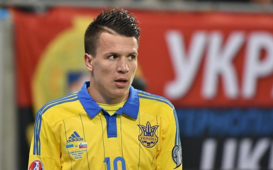Коноплянка получает удовольствие от пребывания в сборной / Football.ua