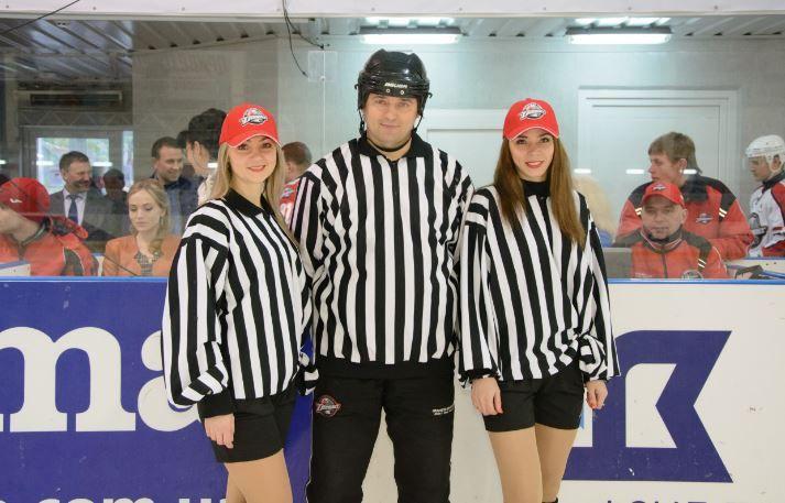 В Украине повышают уровень хоккейного судейства / ХК