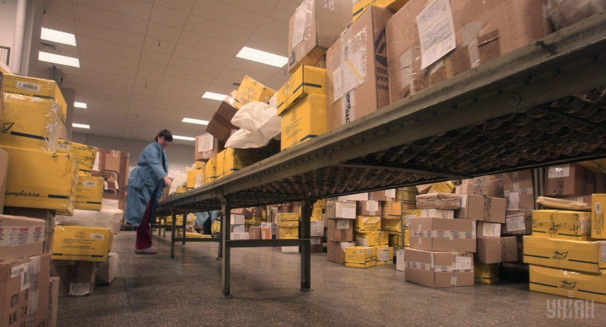 Укрпочта предупредила о возможной задержке доставки / фото УНИАН
