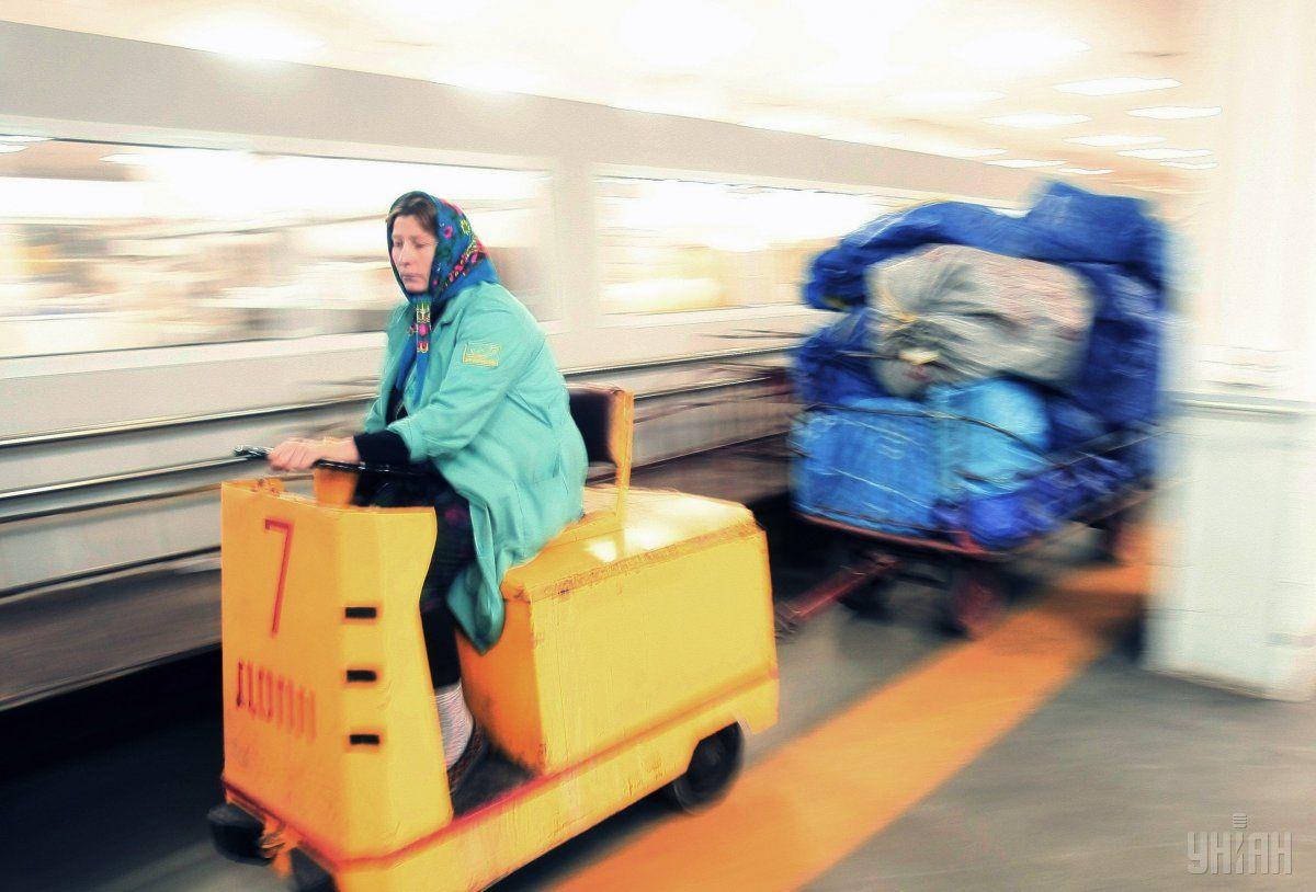 «Укрпошта» підвищує тарифи на доставку / фото УНІАН