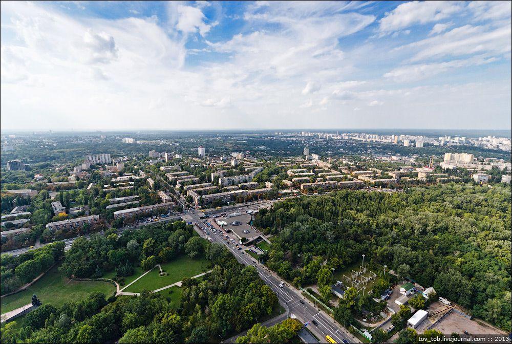 В Україні сьогодні буде хмарно / tov-tob.livejournal.com