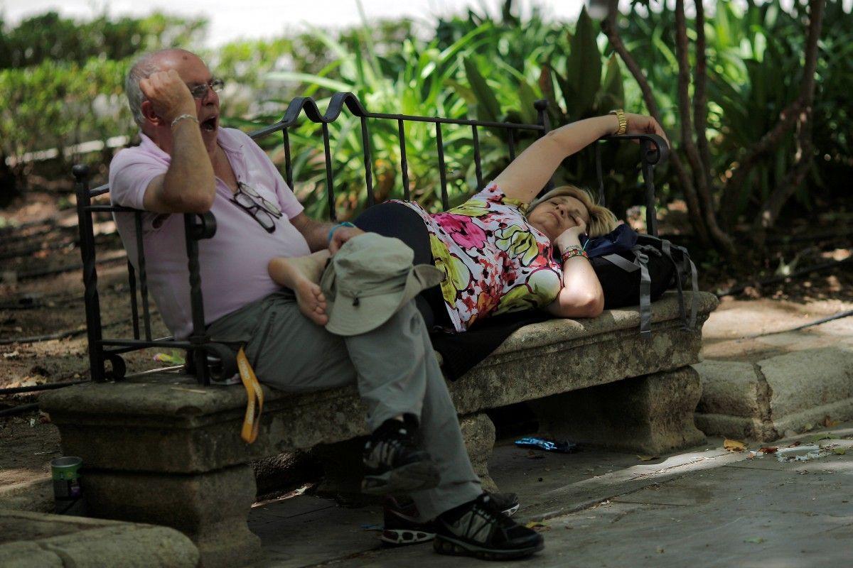 Спека у Іспанії / REUTERS