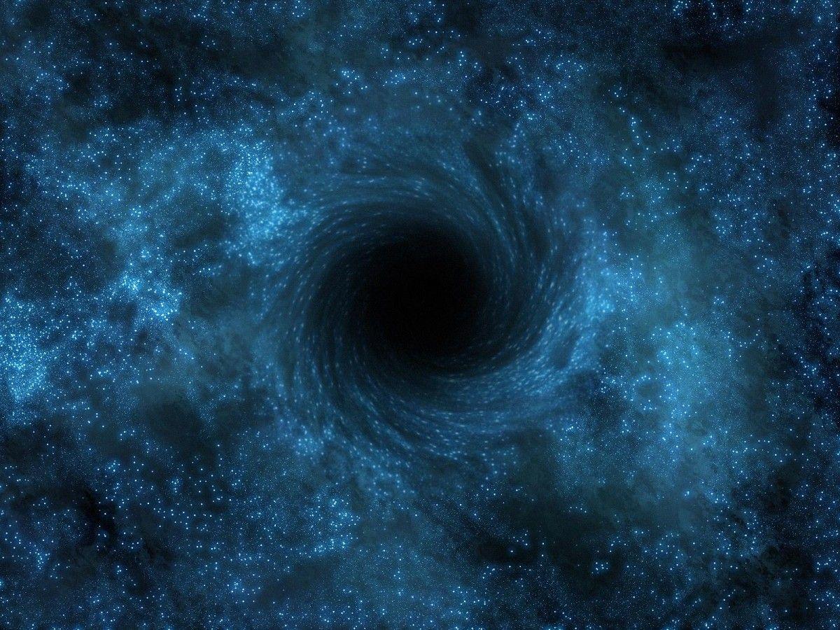 Чорна діра поглинає матерію зі швидкістю близько 90 тисяч кілометрів на секунду / Фото 007dna via instructables.com