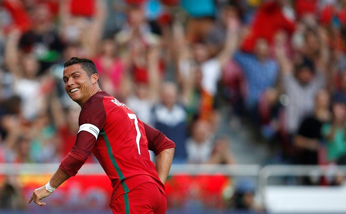 Роналду уже завоевал один крупный трофей - на Евро-2016 / Reuters