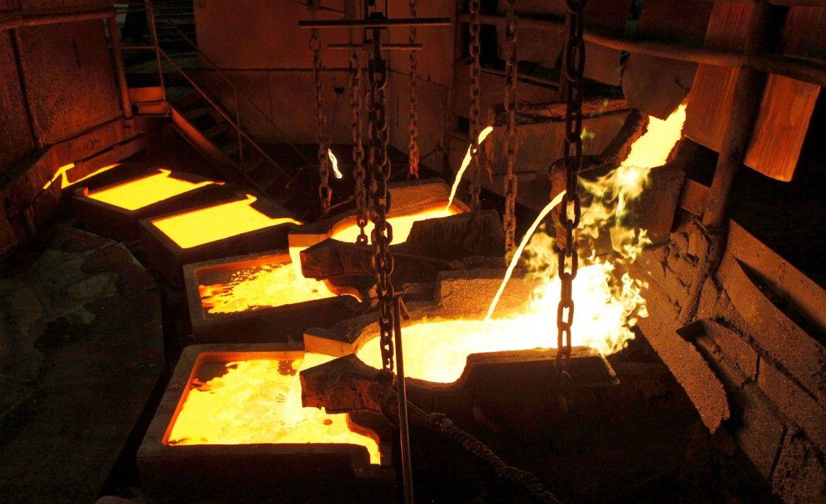 Промышленное производство вконце весеннего периода выросло на1,2%