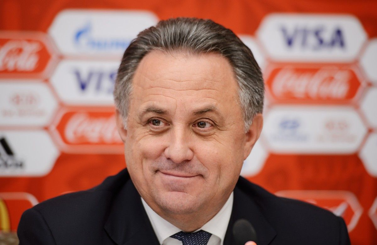 Mutko earlier claimed there had been