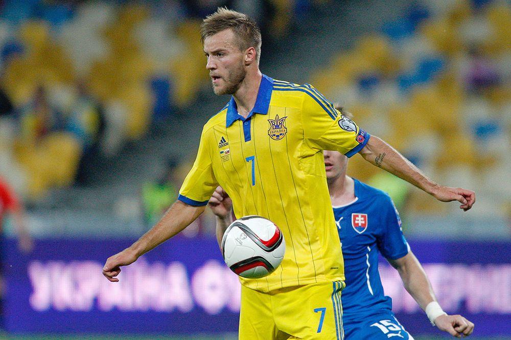 Ярмоленко будет играть на победу в матче с Сербией / ffu.org.ua