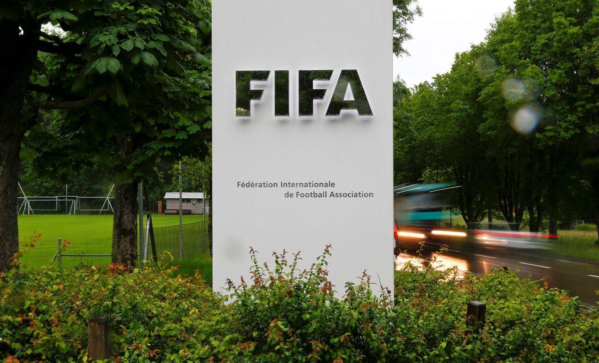 ФИФА опубликовала новый рейтинг нациоанльных сборных / REUTERS