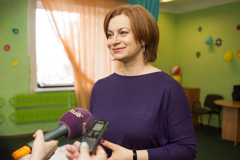 Ганна Старостенко / Фото kievcity.gov.ua