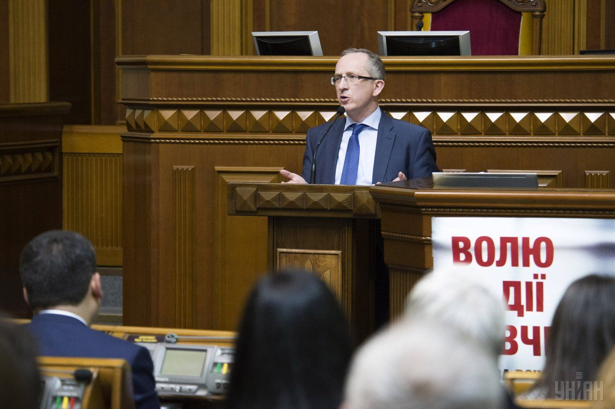Tombinski: Ukraine has made significant progress in the recognition and protection of human rights / Photo from UNIAN