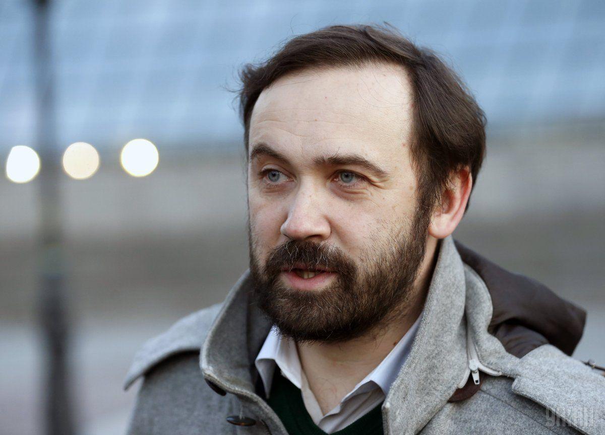 О предоставлении ему гражданства Украины сообщил сам Пономарев / фото УНИАН