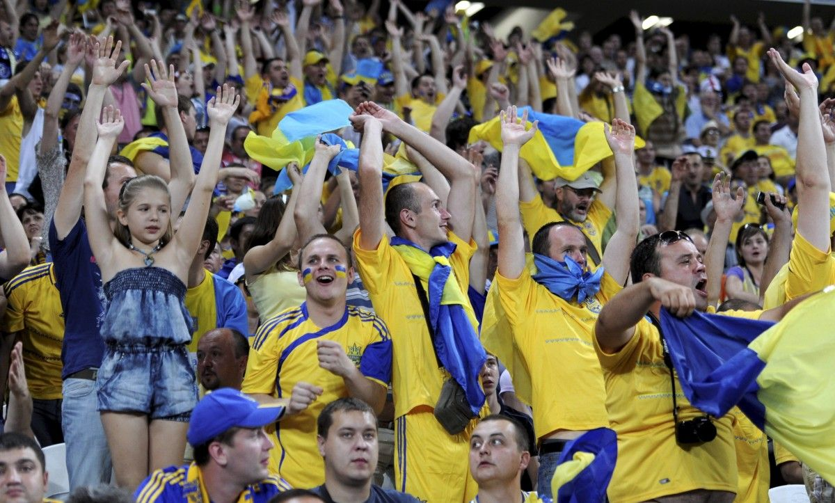 Около 15 тысяч украинцев посетят игру в Лилле / dynamo.kiev.ua
