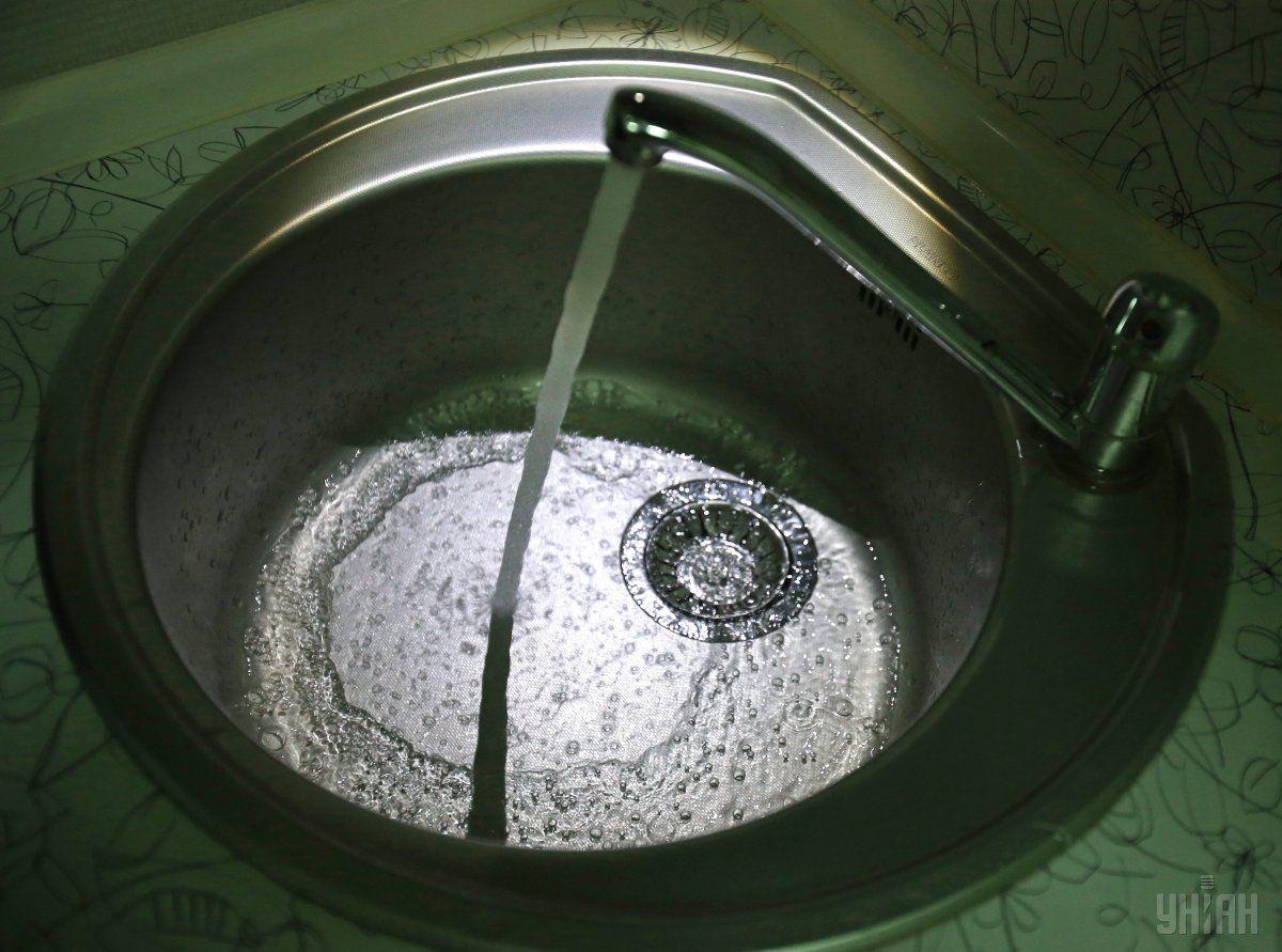 Вода в Киеве подорожала на 11,4% / фото УНИАН