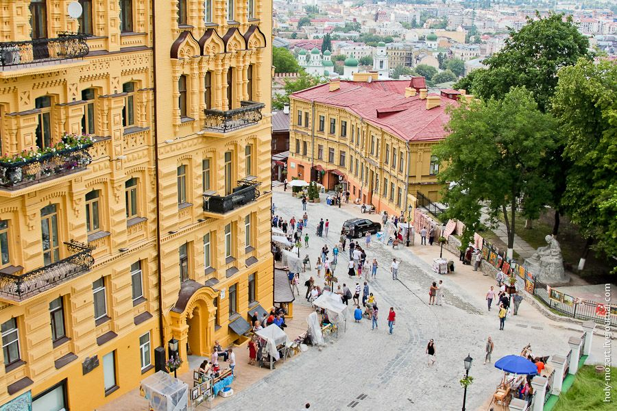 В Киеве сегодня без осадков / holy-mozart.livejournal.com