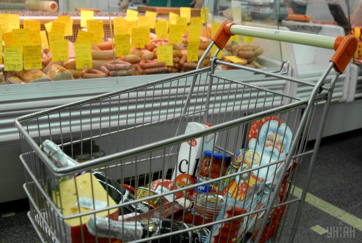 Онлайн можно проследить цены на продукты питания / фото УНИАН
