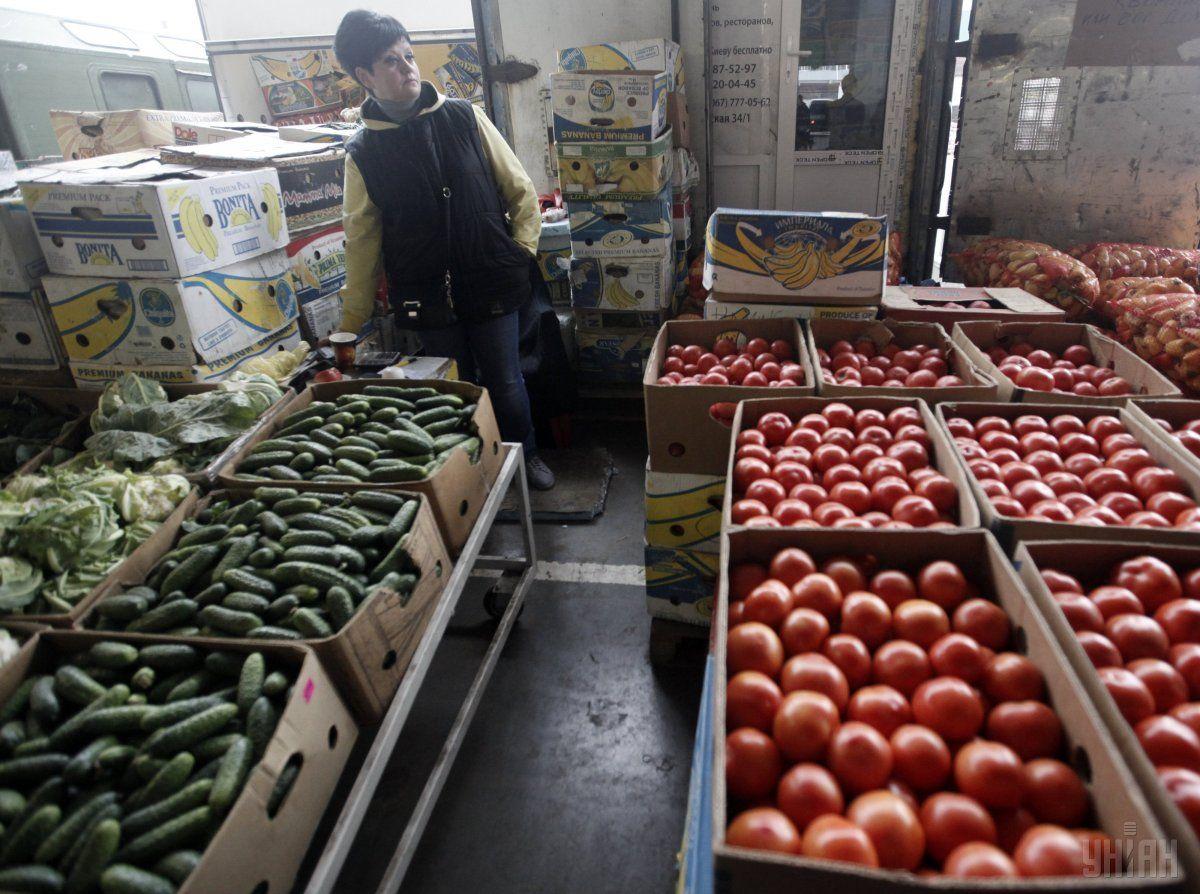 Украина импортировала рекордное количество огурцов и томатов / фото УНИАН