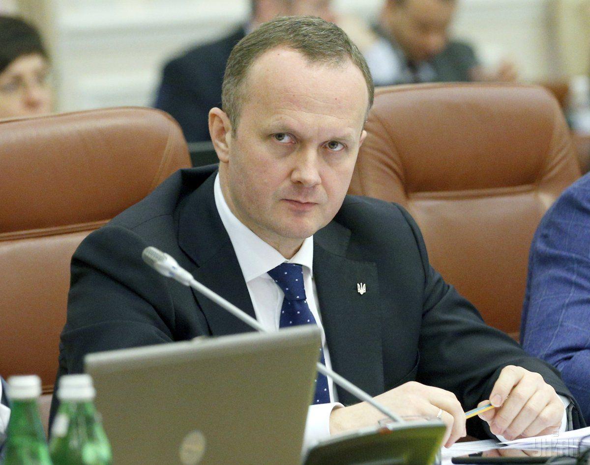 Министр экологии Остап Семерак / Фото УНИАН